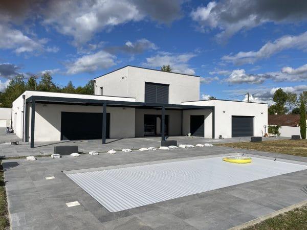 Maison Fargues design
