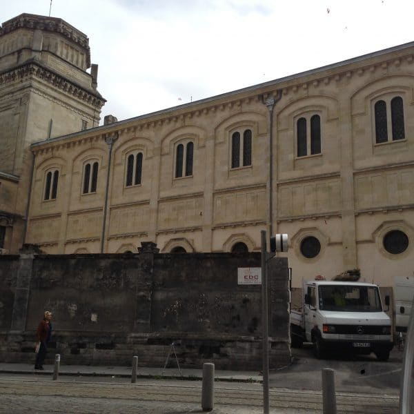 bâtiment culturel