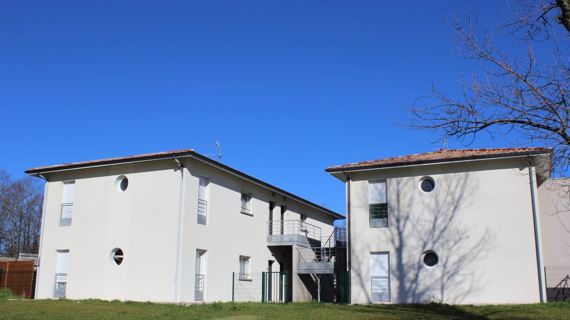 bâtiment résidence