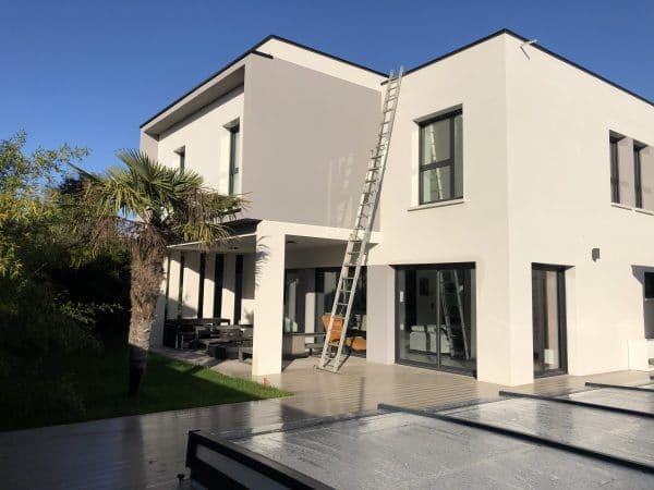 construction maison caudéran