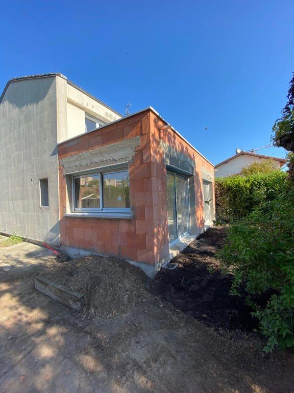 Extension maison à Mérignac