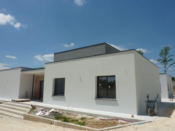 villa moderne proche bordeaux