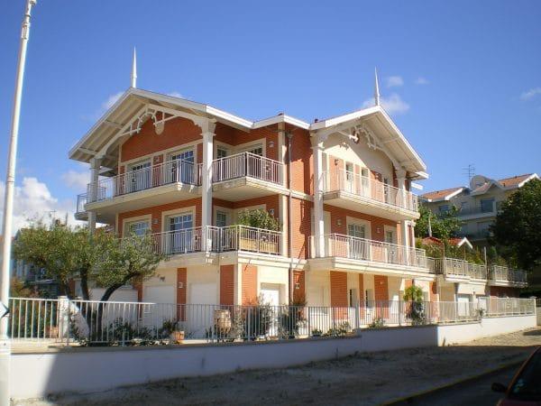 construction logement collectif arcachon