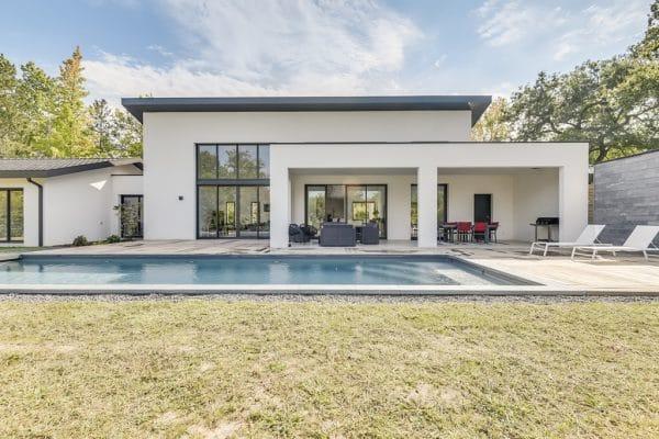 villa avec piscine bordeaux